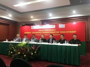 Seminar Enjiniring Transformator Yang Efisien oleh PT Sintra Sinarindo Elektrik bekerjasama dengan Himpunan Ahli Elektro Indonesia (HAEI)