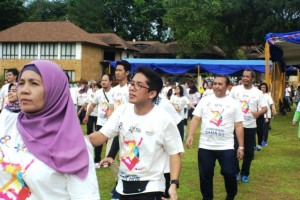 Kegiatan Fun & Health Gathering Inhealth