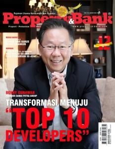 Cover Property&Bank edisi 134, Januari 2017