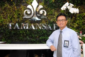 Direktur Utama PT Wika Realty Imam Sudiyono