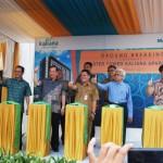 Jajaran Komisaris dan Direksi Metland serta dari Pemerintah Kabupaten Bogor saat groundbreaking