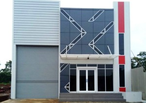 Gudang Pintar Sentul yang dikembangkan Olympic Development