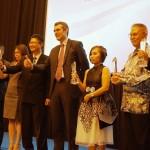 Gyproc berikan penghargaan kepada distributor berprestasi