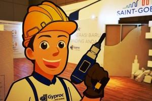 Gyproc Luncurkan MASPRO Club