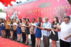 Prosesi Grand Opening JKT Living Star, Pasar Rebo, Jakarta Timur