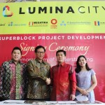 Kerjasama Lumina City dengan mitra stratgis