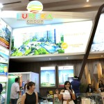 Booth Eureka Grup di pameran properti Indonesia Property Expo 2017