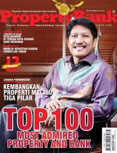 Cover Majalah Property&Bank Edisi 135, Februari 2017