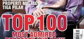 Eureka Group dan Top 100 Property&Bank
