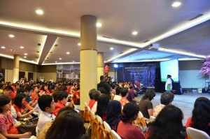 Ratusan agent properti hadiri pengenalan cluster Shinano, Jakarta Garden City