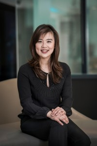 Head of Global Capital Crown Group, Prisca Edwards