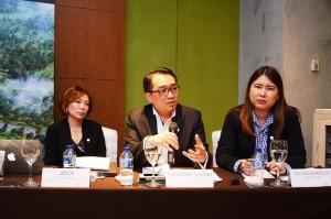 Manajemen MKA memaparkan proyek One Parc Puri