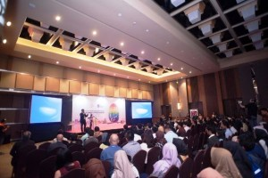 Kota Yogyakarta menjadi tempat penyelenggaraan AYDA yang menghadirkan para Gold Winner dari 14 negara termasuk Indonesia.