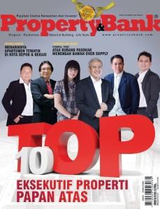 Cover majalah Property&Bank edisi Maret 2017