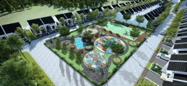 Terrakon Rilis Hunian Resort Di Palembang