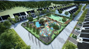 Konsep Pengembangan Royal Resort Residences Palembang