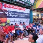 Sinar Mas Land kembali mengadakan Pasar Rakyat School di Pasar Modern BSD City