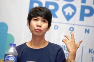 Head of Marketing Customer Rumah123, Fanny Meilana