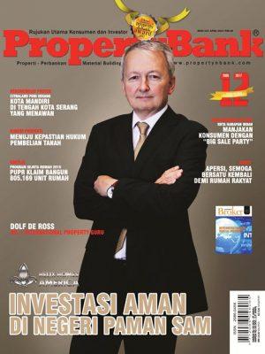 Cover Property&Bank edisi 137, April 2017