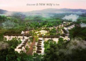 Anugerah Sejahtera Group Garap Hunian Ekslusif Jagathi Resort Di Sentul Selatan