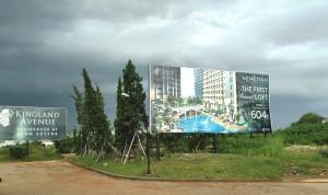 Proyek Kingland Avenue