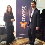 PR Director Avast Marine Ziegler & Ondrej Vlcek, Chief Technology Officer, GM and EVP Consumer Business Avast