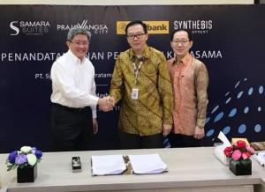 Fasilitas Kredit atau Pembiayaan Syariah dari Maybank dan Synthesis Development