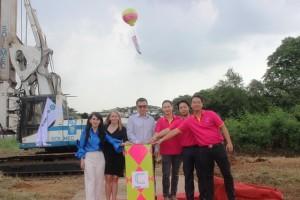 Groundbreaking Cambio Lofts Alam Sutera