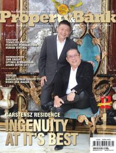 Cover Majalah Property&Bank edisi (139) Juni 2017