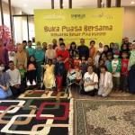 proyek Prajawangsa City menggelar acara buka puasa bersama pasien anak dengan kanker