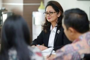 Direktur Jenderal Pembiayaan Perumahan Kementerian PUPR, Lana Winayanti