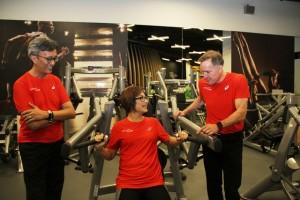 Pusat kebugaran dan gym Active & Fit hadir di South Quarter