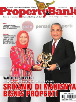 Cover Property&Bank Edisi 145