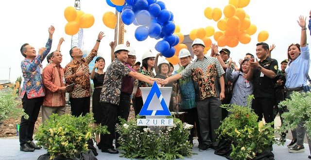 SML Bangun Apartemen Pertama Di Surabaya