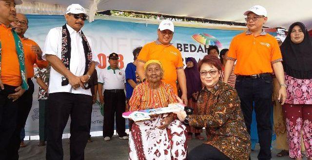Intiland Teduh Bedah Satu Unit Rumah Di Kabupaten Bangka