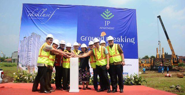 Bidik Pasar Mahasiswa IPB, Greenwoods Bangun JP Apartment