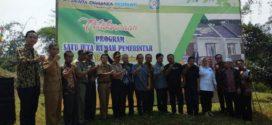 Didukung KADIN Indonesia, Penta Bangun 1.600 Rumah MBR Di Sukabumi
