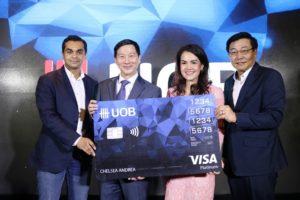 Bidik Kalangan Milenial, UOB Luncurkan Kartu Kredit UOB YOLO Card
