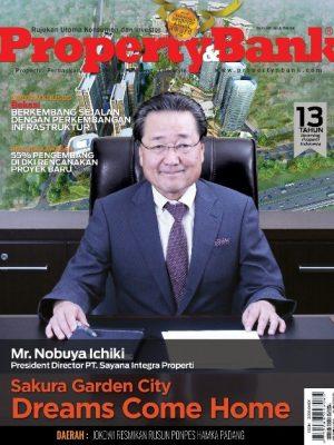 Cover Majalah Property&Bank Edisi 150