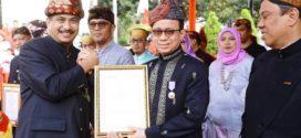 Pendiri Sofyan Hotel Raih Penghargaan Satyalancana Kepariwisataan 2018