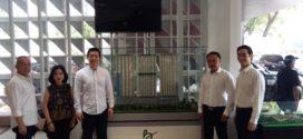 Buktikan Komitmen, MGS Topping Off Apartement B Residence