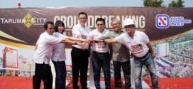 Bidik Pasar Lokal APL Mulai Bangun Taruma City Di Pusat Kota Karawang