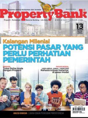 Cover Majalah Property&Bank Edisi 154, November 2018