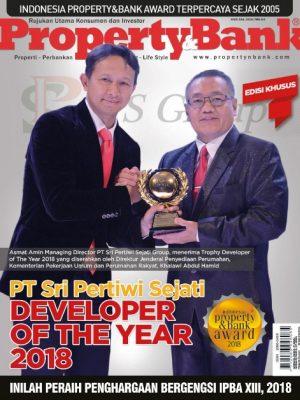 Cover 1 Edisi Khusus Penerima IPBA, 2018