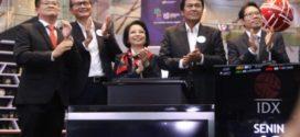 Saham Perdana PT Urban Jakarta Properti (URBN) Menguat 50 %