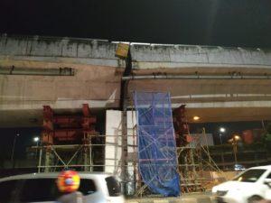 Kementerian PUPR Targetkan Rehabilitasi Flyover Cengkareng Selesai 7 Hari