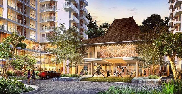 Synthesis Residence Kemang Hadrkan Unit Premium Arkana