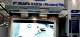 Wijaya Karya (WIKA) Realisasi Kontrak Baru Capai 55,58 %