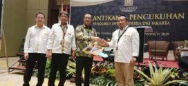 Targetkan 80 Ribu Rumah, Himperra Lantik Pengurus DPD DKI Jakarta