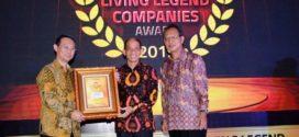 Sentul City Raih Indonesia Living Legend Companies Award 2019